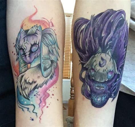 tattoo league league of legends hd wallpaper pictures