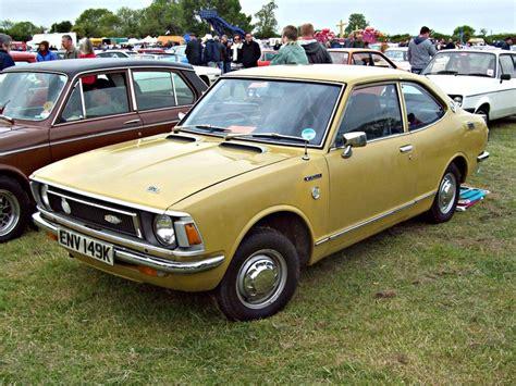 1970 toyota 1200 the car i had to make