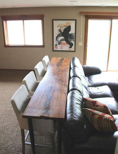 small l tables for living room 29 id 233 es de g 233 nie pour gagner de la place dans votre
