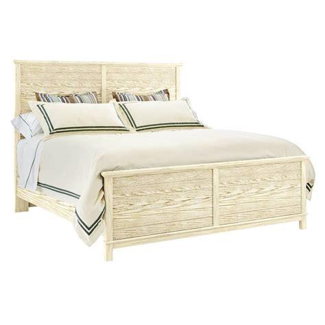 coastal beds stanley furniture coastal living resort queen panel bed in
