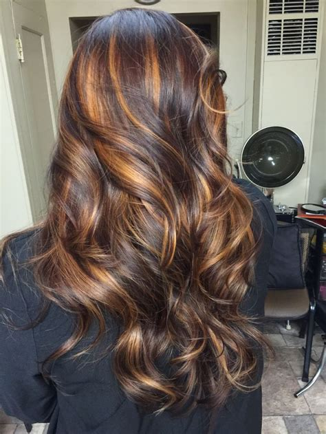 highlight colors for brown hair best hair highlights ideas hair color trends for 2016