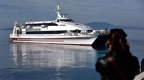 bodrum dan yunanistan a katamaran feribot seferleri - Catamaran Bodrum Gemi