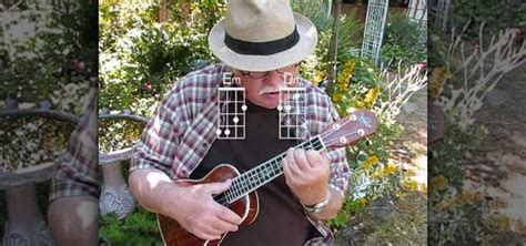 play michael row the boat ashore by the highwaymen how to play quot michael row the boat ashore quot on the ukulele