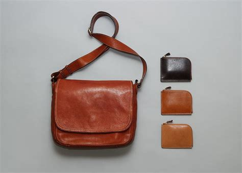 Handmade Leather Goods - tsuchiya bag co handmade leather goods white rabbit express