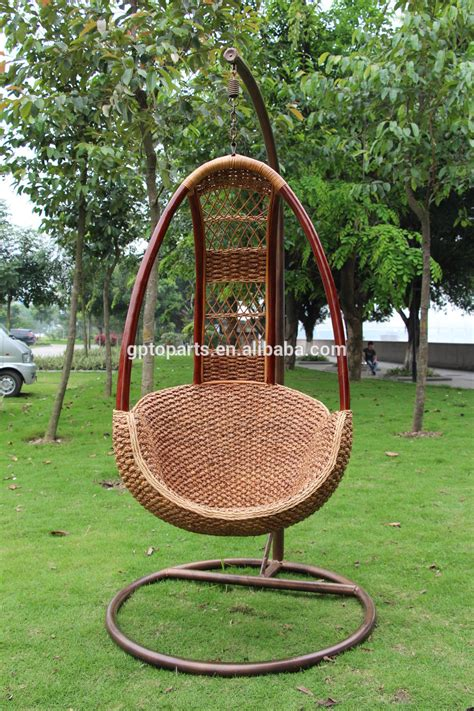 sillon huevo colgante carrefour hanging rattan swing chair mid century wicker egg bamboo