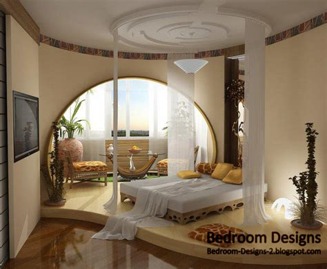 3 bedroom ceiling designs with round ceiling curtains