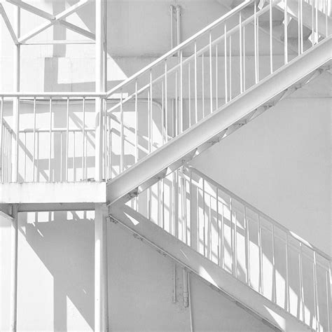 aesthetic white white aesthetic white stairs interior image 10502