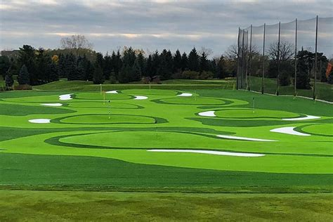 carls golfland receives driving range upgrade synlawn
