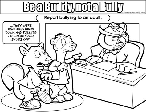 St Out Bullying Coloring Pages Coloring Pages Bullying Coloring Pages