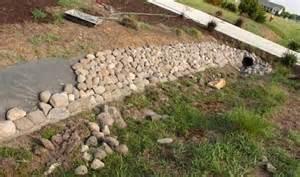 Landscape Ideas Drainage Ditch Ideas For Landscaping A Ditch Pdf