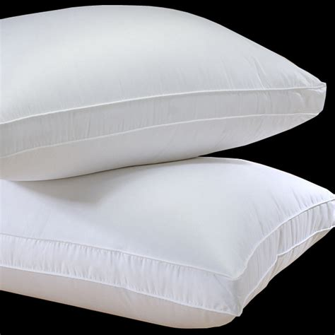 curtain bath outlet gusseted bed pillows himalaya gusseted pillow pillows by down right linenplace