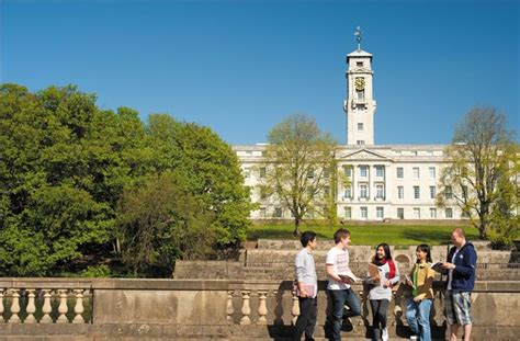 List Of Universities In Scotland For Mba by Of Nottingham Rankings