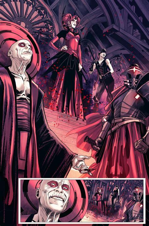 star wars the screaming preview gillen aaron team up once more for star wars the screaming citadel doomrocket