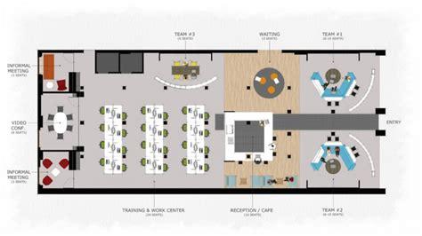 Open Floor Plan Office Ideas Cowhat Workspace Design Models Part 2
