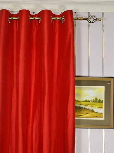 red dupioni silk drapes oasis solid red dupioni silk custom made curtains custom