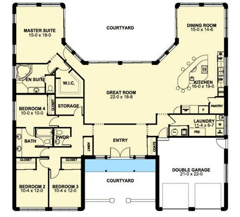icf floor plans architectural designs