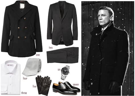 Bond Wardrobe by How To Dress Like Bond S Inspiration