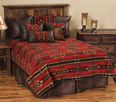 Western Bedding Sets King Western Bedding King Size Gallop Deluxe Bed Set Lone Western Decor