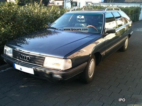 small engine service manuals 1990 audi 90 parking system 1990 audi 100 avant car photo and specs