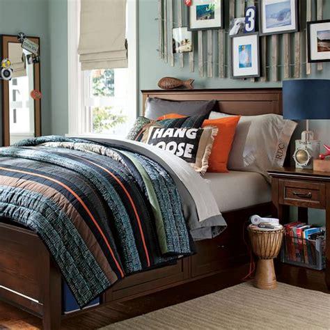 hampton storage bed pbteen