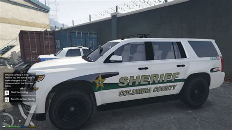 chevy tahoe columbia county sheriff s office gta v