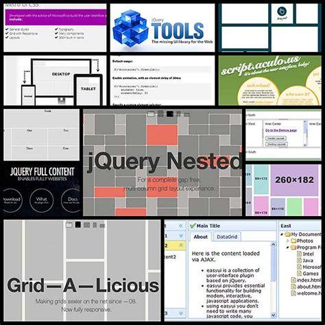 jquery ui layout license レイアアウト ui操作系jqueryプラグイン15個 いぬらぼ