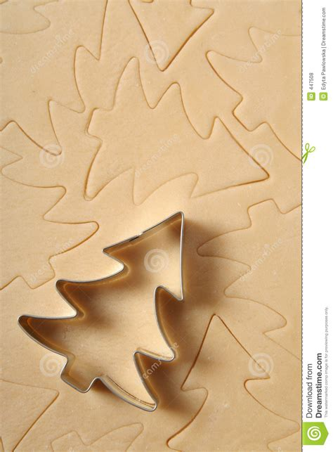 tree pastry cutter tree cookie cutter stock photo image 447508
