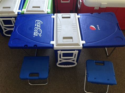 multifunctional table foldable cooler box table multifunctional table cooler box