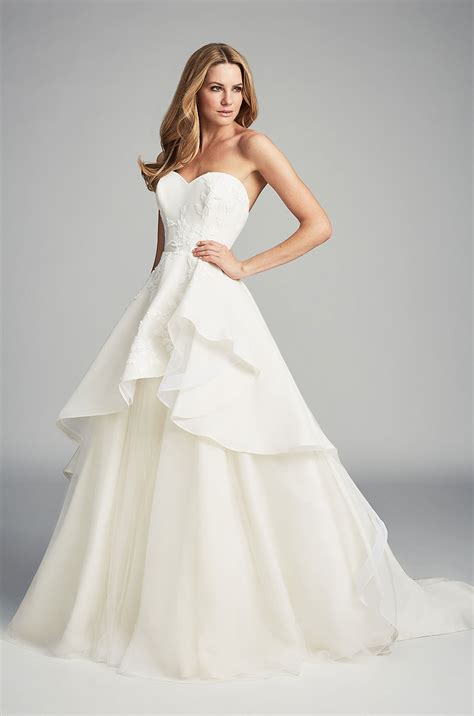 Design Wedding Dresses by Caroline Castigliano Wedding Dress Designer