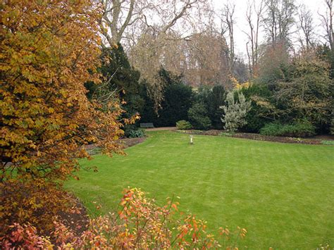 Christ S College Fellows Garden Botanical Gardens Cambridge Opening Times