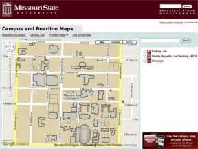 Interactive State Map by Pics Photos State Maps Interactive Missouri State Road