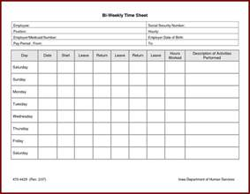 Easy Timesheet Template by Simple Timesheet Template Free Excel Timesheet Template