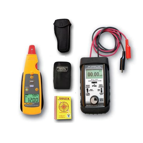 Vip Clam Meter 3803 fluke 771 process cl meter with pie 334 value kit