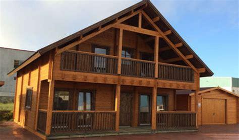 casa marta casas de madera marta de 93 m2 daype