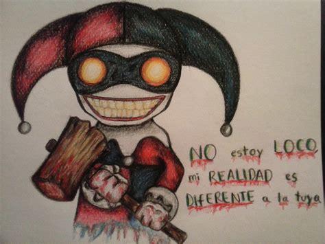 imagenes en 3d de joker harley quinn mu 241 eco mi dibujo con lapices de colores