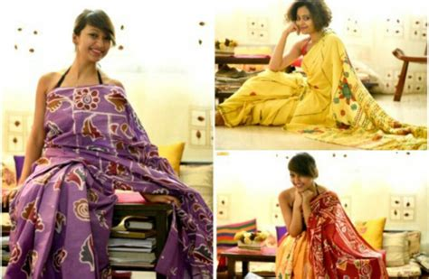 Handcrafted In India - indian handcrafted sarees for that are still in vogue