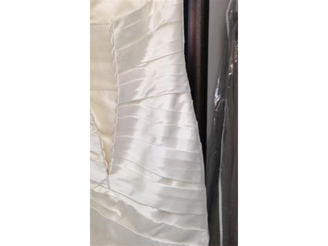 Whitening W1 white one w1 6654 723 size 10 new altered wedding dresses
