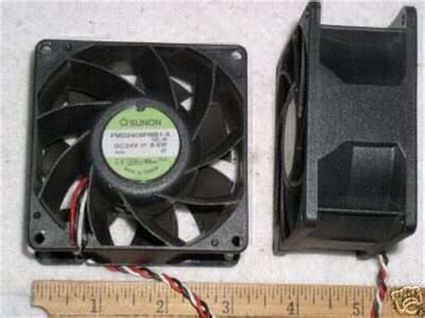 12 volt dc muffin fan 3 small 12v 24v dc fan muffin fans used sunon hi speed