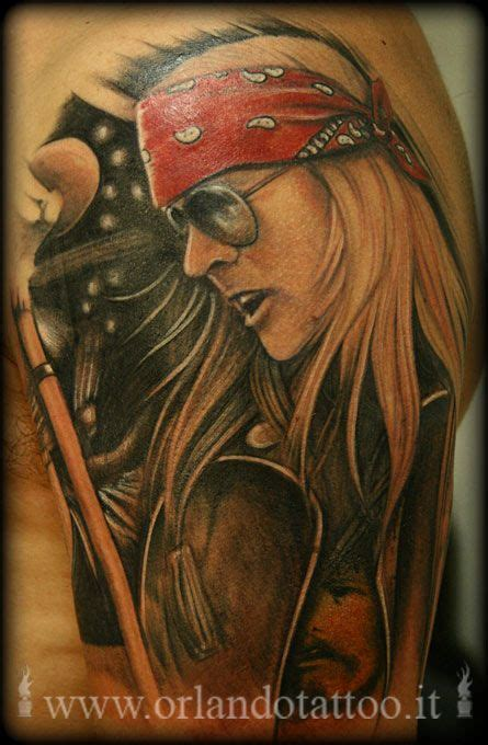 axel rose tattoos 39 best images on ideas tatoos