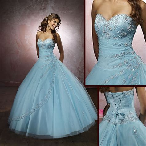 Light Blue Wedding Dress by Light Blue Wedding Dresses