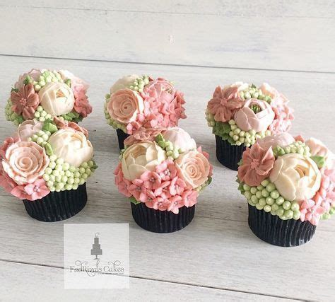 flower design cupcakes 740 best images about cupcakes flowers on pinterest