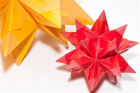 Three Dimensional Origami - origami of paper folding fold 3 dimensional