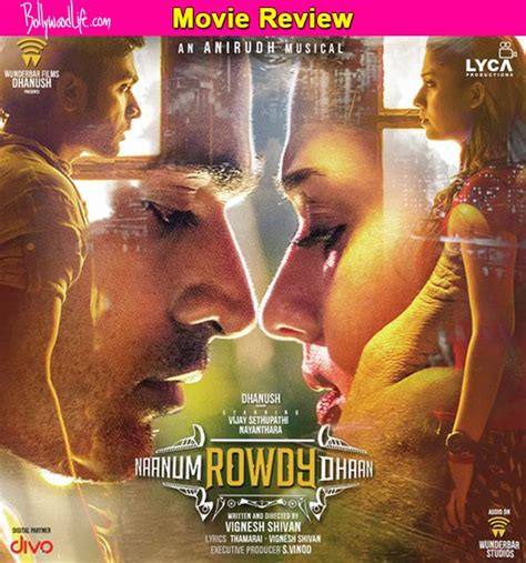 film romance review naanum rowdy dhaan movie review vijay sethupathi and