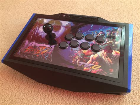 review mad catz arcade fightstick tournament edition 2