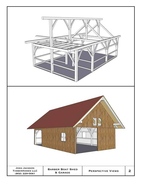 how to build a boat storage shed boat shed and garage barn in brookfield vt