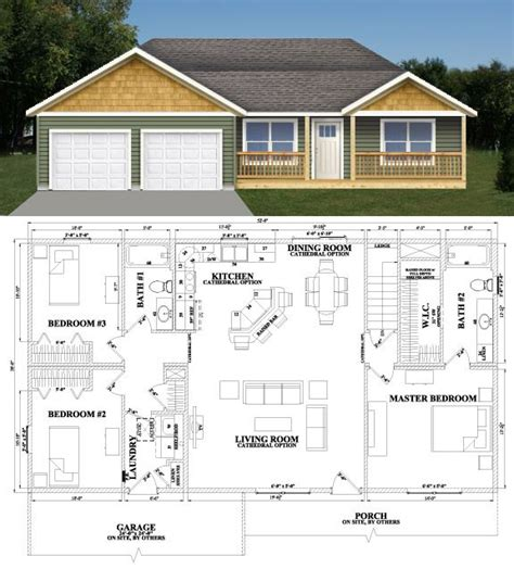 78 best images about floorplans ranch on