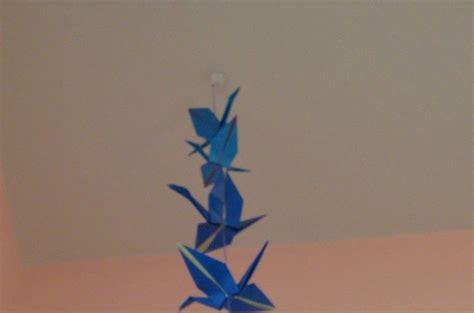 origami origami crane html living at home origami crane mobile