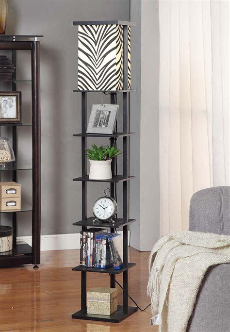 wood floor l with shelves wooden floor l with shelves light fixtures design ideas