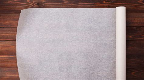 How To Make Parchment Paper Look - what happens if you use wax paper instead of parchment