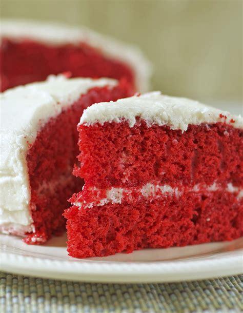 red velvet gluten free dairy free red velvet cake recipe